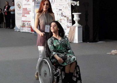 4η επίδειξη μόδας ΑμεΑ στο Βόλο.
