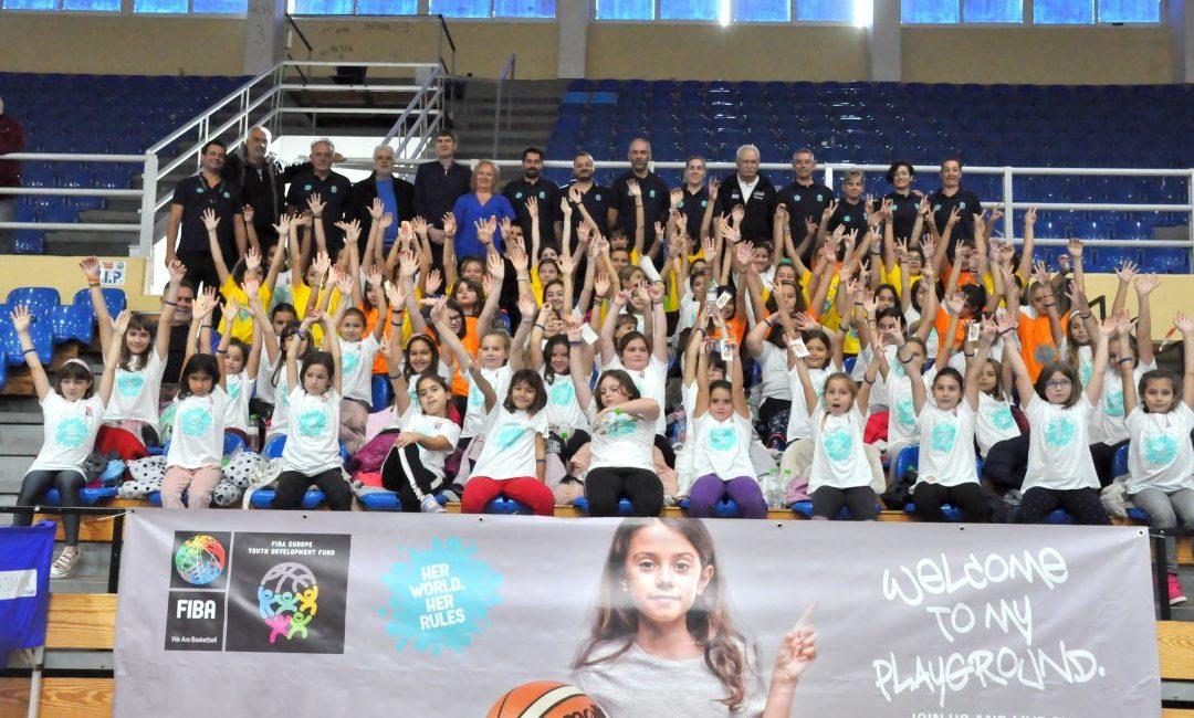 ΕΣΚΑΘ: Μπάσκετ για Κορίτσια στα Σχολεία